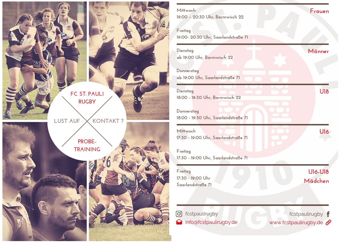 Wollt ihr Rugby spielen?