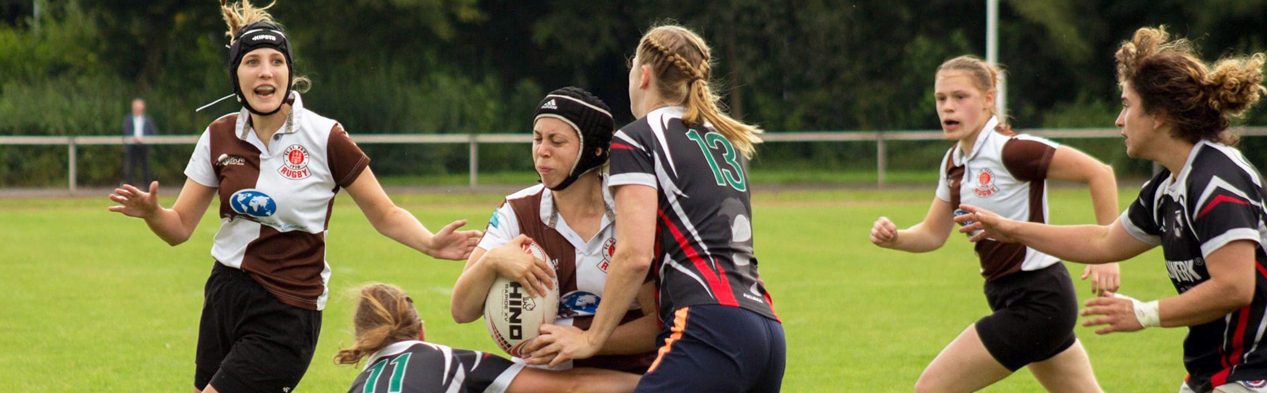 Read more about the article Frauen gewinnen auch  zweiten Test